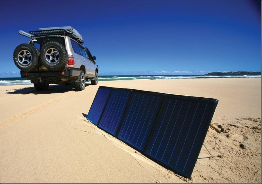 Projecta Folding Solar Panel Kits
