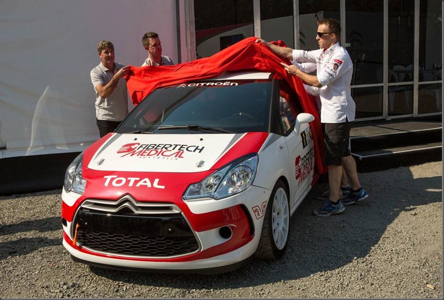 Citroën Joins ARC  (1)