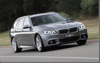 BMW 5 Series 535i Wagon
