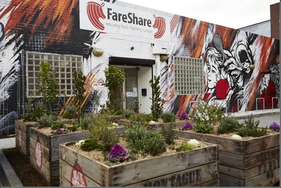 FareShare Abbotsford Headquarters HONDA