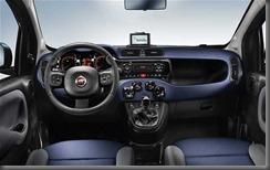 Fiat Panda 2014 standard Savtnav