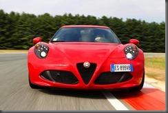 2014 Alfa Romeo 4C (4)