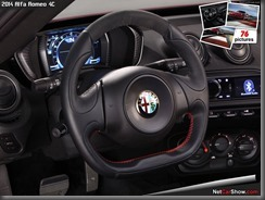 2014 Alfa Romeo 4C (9)