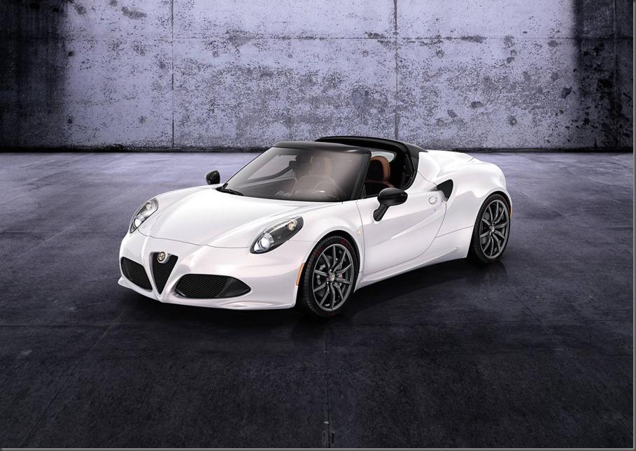 Alfa Romeo 4C Spider (5)