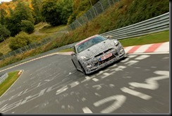 Nissan GT-R Nismo laps the Nuburgring Nordschleife in just 7 minutes 8.679 seconds with Michael Krumm behind the wheel
