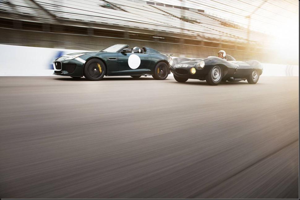 Jaguar F-Type Project 7 gaycarboys
