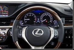 2013 Lexus ES 350 Sports Luxury (ECO mode)