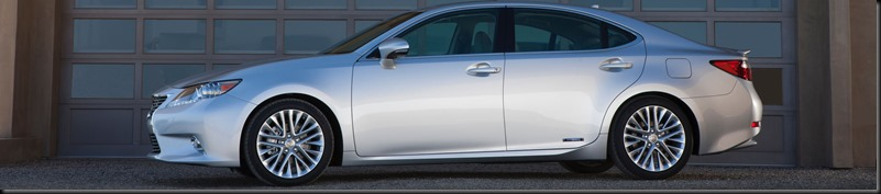 2013 Lexus ES 300h gaycarboys BANNER