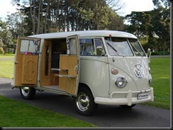 fully-restored Californian built 1966 VW Kombi 'E-Z' Camper GAYCARBOYS (2)