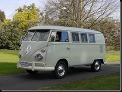 fully-restored Californian built 1966 VW Kombi 'E-Z' Camper GAYCARBOYS (4)