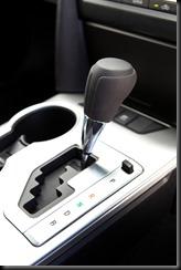 2012 Toyota Camry Hybrid - Camry H auto transmission