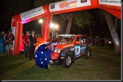 Wanneroo Showgrounds- Ceremonial Start Australasian Safari Rally gaycarboys  (1)