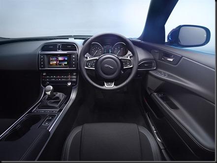 Jaguar XE sport - mid-sized premium sports sedan gaycarboys  (11)