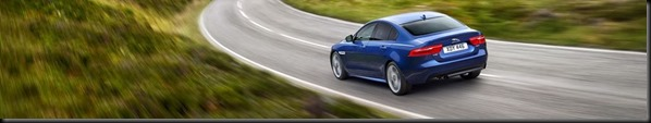 Jaguar XE sport - mid-sized premium sports sedan gaycarboys BANNER II