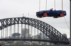 2015 Mustang is taking centre stage at Sydney New Year's Eve celebrations (2)
