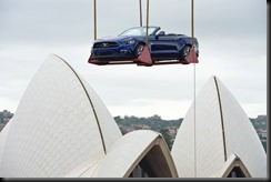 2015 Mustang is taking centre stage at Sydney New Year's Eve celebrations (4)