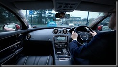 Jaguar Land Rover has launched a research project to develop technologies that will offer drivers a 3600 GAYCARBOYS (2)