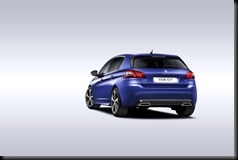 All-New Peugeot 308 GT model shown gaycarboys (6)
