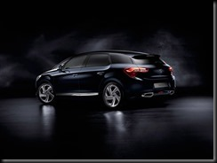 Citroen preview new-look DS 5 ahead of Geneva gaycarboys (2)