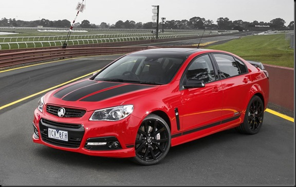 Holden Craig Lowndes Special Edition 2014 gaycarboys