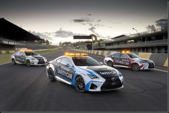 Lexus V8 supercar RC F gaycarboys