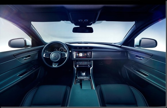 All-new Jaguar XF to be revealed on 24 March 2015 GAYCARBOYS (2)