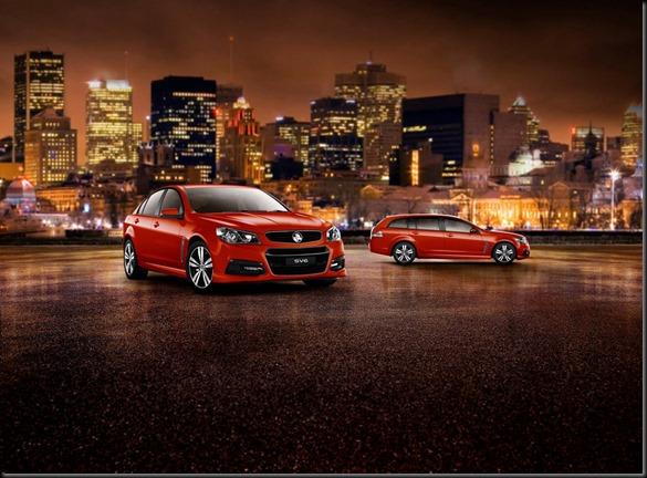 Holden VF ute and sedan gaycarboys (8)