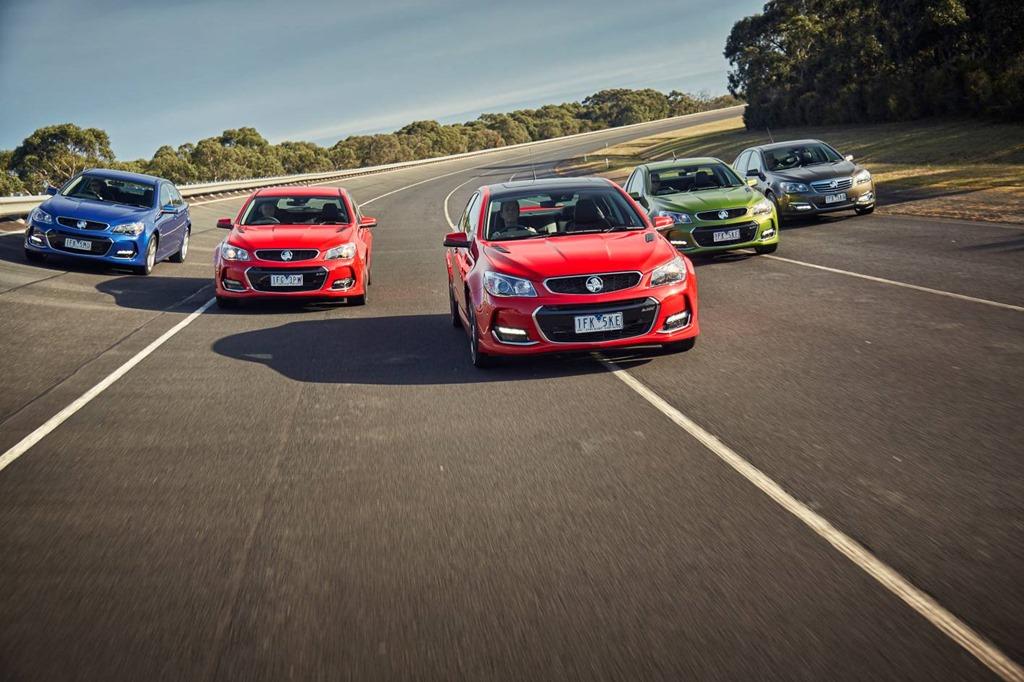 Holden VFII SSV Redline: Fast and Furious | Gay Car Boys