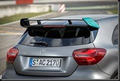 Fahrveranstaltung Mercedes-Benz  die neue A-Klasse und Mercedes-