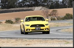 All New Mustang at Ford Australia Proving Ground 50th Anniversary gaycarboys (3)