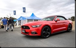 All New Mustang at Ford Australia Proving Ground 50th Anniversary gaycarboys (5)