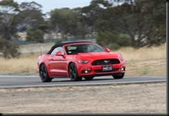All New Mustang at Ford Australia Proving Ground 50th Anniversary gaycarboys (7)