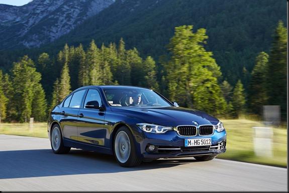 BMW 3 Series range vehicles gqaycarboys overseas model shown (8)