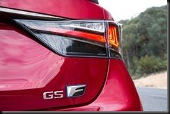 2016 Lexus GS F