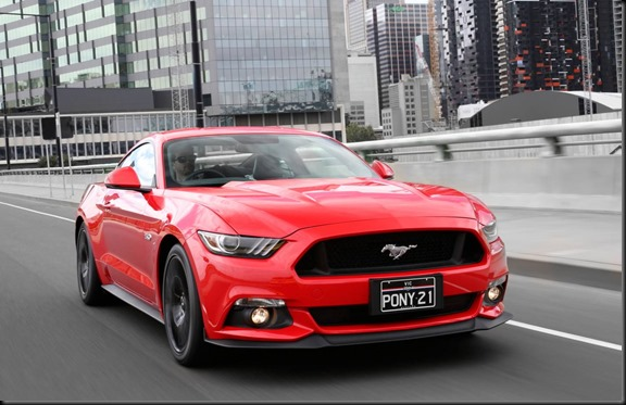 Ford Mustang gayCarBoys 2016 (1)