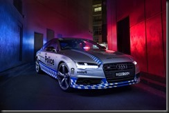 Audi S7 Sportback commences duty for the NSW Police Force (7)