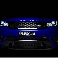 Range Rover SVR: Dark, Brooding, and Angry