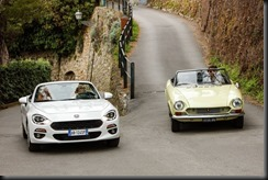 Abarth 124 Spider historical images (1)