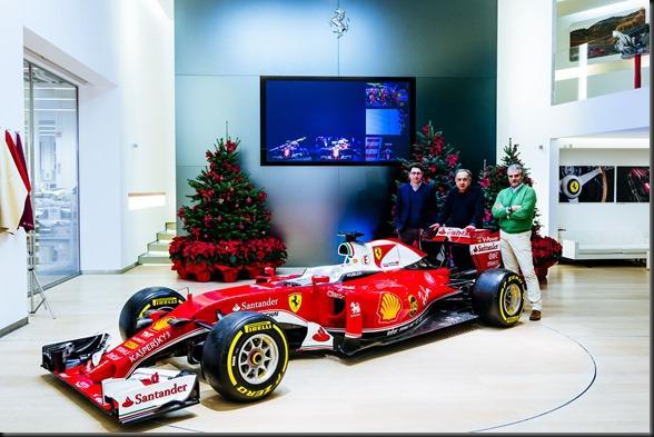 Ferrari-F1-pranzo-natale