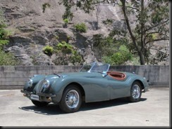 1951-Jaguar-XK120-roadster- presented-in -barn-find-condition-sold-for-$79,000-Shannons
