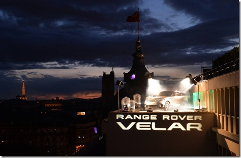 Range -Rover -Velar Unveiled -On -The Rooftops -Of -Paris-3