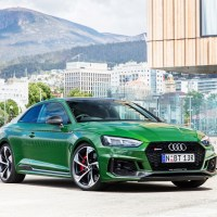 2019 Audi RS5 Coupe Review