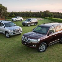 Toyota Landcruiser VX: King of the Load