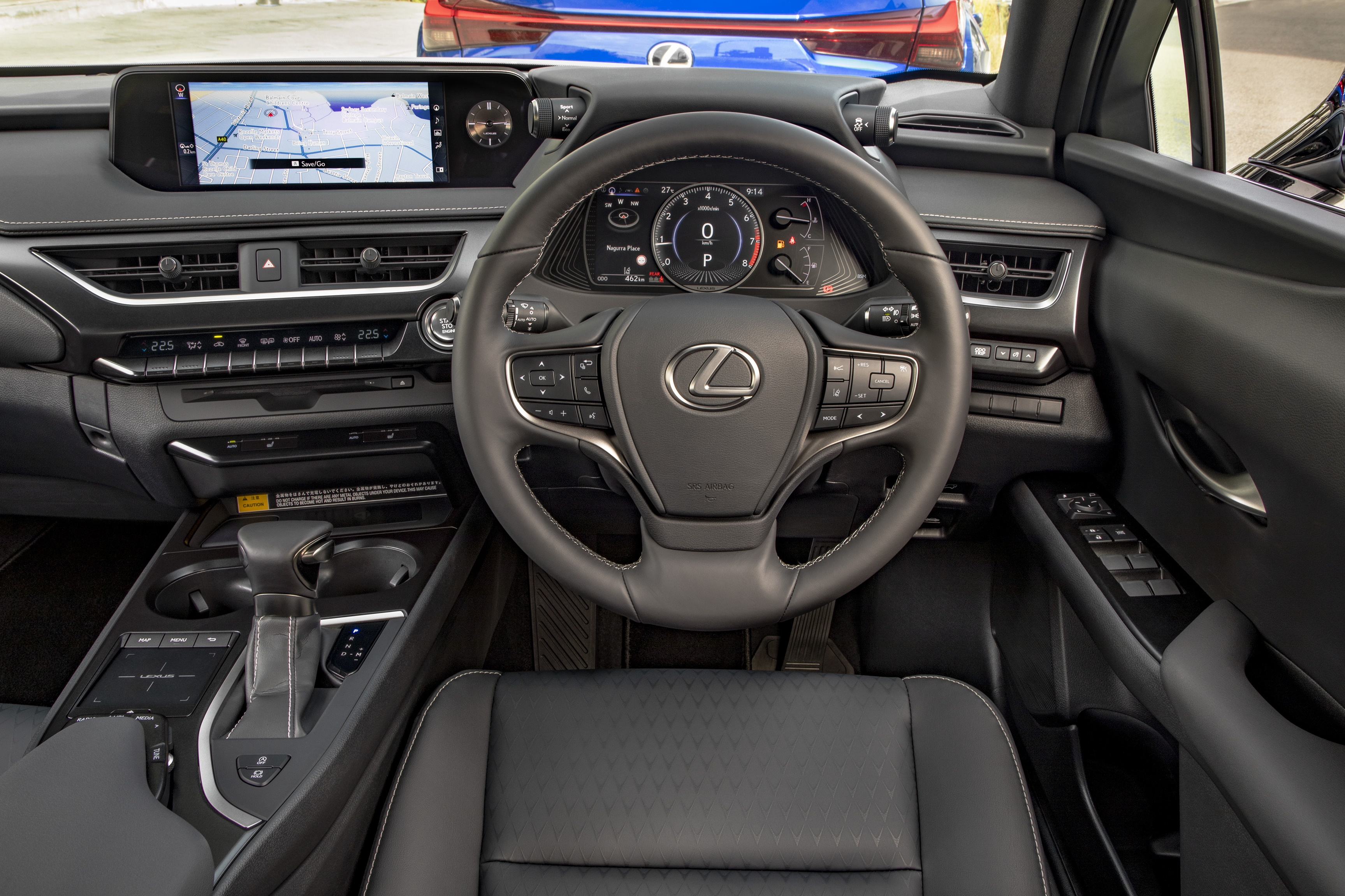 LEXUS UX: The Newest Small SUV Crossover Softroader | Gay