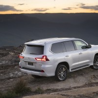 LEXUS LX 450d Reviewed and rated