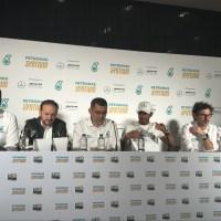 Lewis Hamilton launches the new Petronas Syntium Motor Oil