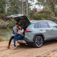 2019 Toyota RAV4 EDGE Video Review: A Medium SUV with a twist