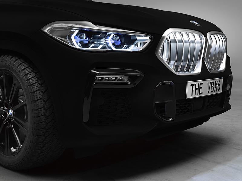 BMW_X6_Vantablack