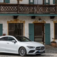 New Mercedes Benz AMG CLA 35 4Matic Coupe
