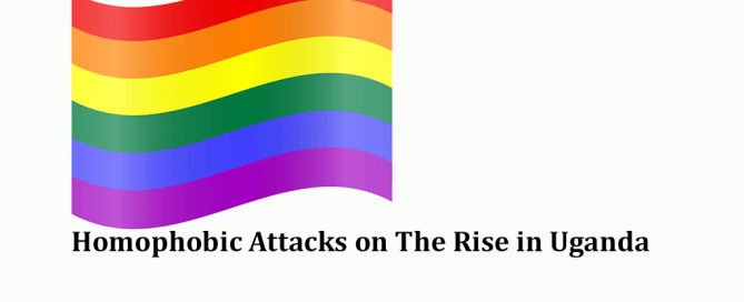 Homophobic Attacks On Rise in Uganda